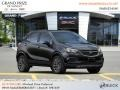 Buick Encore Preferred AWD Ebony Twilight Metallic photo #4