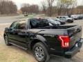 Ford F150 XLT SuperCrew 4x4 Shadow Black photo #8