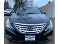Hyundai Sonata Limited 2.0T Pacific Blue Pearl photo #2