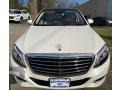 Mercedes-Benz S 550 4Matic Sedan Diamond White Metallic photo #3