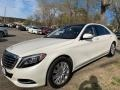 Mercedes-Benz S 550 4Matic Sedan Diamond White Metallic photo #4
