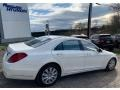 Mercedes-Benz S 550 4Matic Sedan Diamond White Metallic photo #6