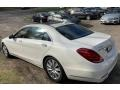 Mercedes-Benz S 550 4Matic Sedan Diamond White Metallic photo #10
