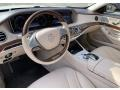 Mercedes-Benz S 550 4Matic Sedan Diamond White Metallic photo #12