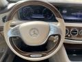 Mercedes-Benz S 550 4Matic Sedan Diamond White Metallic photo #18
