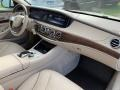 Mercedes-Benz S 550 4Matic Sedan Diamond White Metallic photo #34