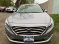 Hyundai Sonata SE Shale Gray Metallic photo #2