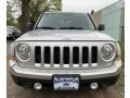Jeep Patriot Latitude 4x4 Bright Silver Metallic photo #2