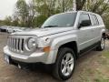 Jeep Patriot Latitude 4x4 Bright Silver Metallic photo #3