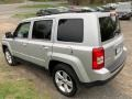 Jeep Patriot Latitude 4x4 Bright Silver Metallic photo #7