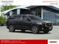 GMC Terrain SLE AWD Ebony Twilight Metallic photo #4