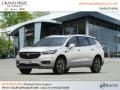 Buick Enclave Essence AWD White Frost Tricoat photo #1
