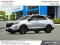 Chevrolet Equinox LT AWD Silver Ice Metallic photo #2