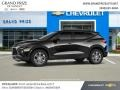 Chevrolet Blazer 2.5L Cloth Black photo #3