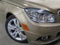 Mercedes-Benz C 300 Luxury 4Matic Pearl Beige Metallic photo #8