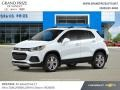 Chevrolet Trax LT AWD Summit White photo #2