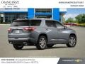 Chevrolet Traverse Premier AWD Satin Steel Metallic photo #4