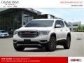 GMC Acadia SLT AWD White Frost Tricoat photo #1