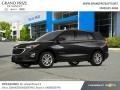 Chevrolet Equinox LS AWD Mosaic Black Metallic photo #2