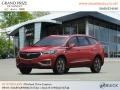 Buick Enclave Essence AWD Red Quartz Tintcoat photo #1