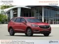 Buick Enclave Essence AWD Red Quartz Tintcoat photo #4