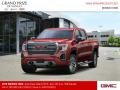 GMC Sierra 1500 Denali Crew Cab 4WD Red Quartz Tintcoat photo #1