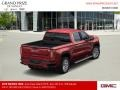 GMC Sierra 1500 Denali Crew Cab 4WD Red Quartz Tintcoat photo #3