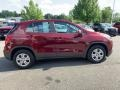 Chevrolet Trax LS Crimson Metallic photo #6