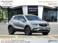 Buick Encore Essence AWD Quicksilver Metallic photo #4