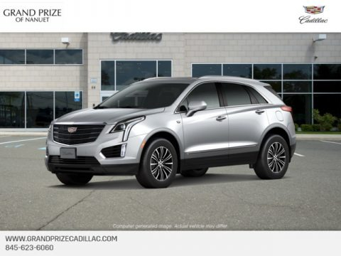 Radiant Silver Metallic 2019 Cadillac XT5 Luxury AWD