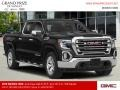GMC Sierra 1500 Denali Crew Cab 4WD Onyx Black photo #4