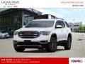 GMC Acadia SLT AWD Summit White photo #1