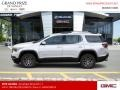 GMC Acadia SLT AWD Summit White photo #2