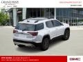 GMC Acadia SLT AWD Summit White photo #3