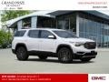 GMC Acadia SLT AWD Summit White photo #4
