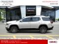 GMC Acadia SLT AWD White Frost Tricoat photo #2
