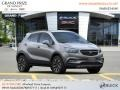 Buick Encore Essence AWD Satin Steel Metallic photo #4