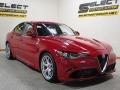 Alfa Romeo Giulia Quadrifoglio Rosso Alfa (Red) photo #3