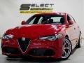 Alfa Romeo Giulia Quadrifoglio Rosso Alfa (Red) photo #12