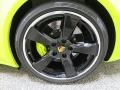 Porsche 911 Turbo S Cabriolet Paint To Sample Acid Green photo #22