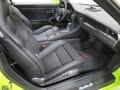 Porsche 911 Turbo S Cabriolet Paint To Sample Acid Green photo #27
