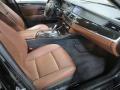 BMW 5 Series 528i xDrive Sedan Jet Black photo #16