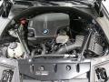 BMW 5 Series 528i xDrive Sedan Jet Black photo #30