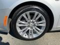 Cadillac XTS Luxury Radiant Silver Metallic photo #9