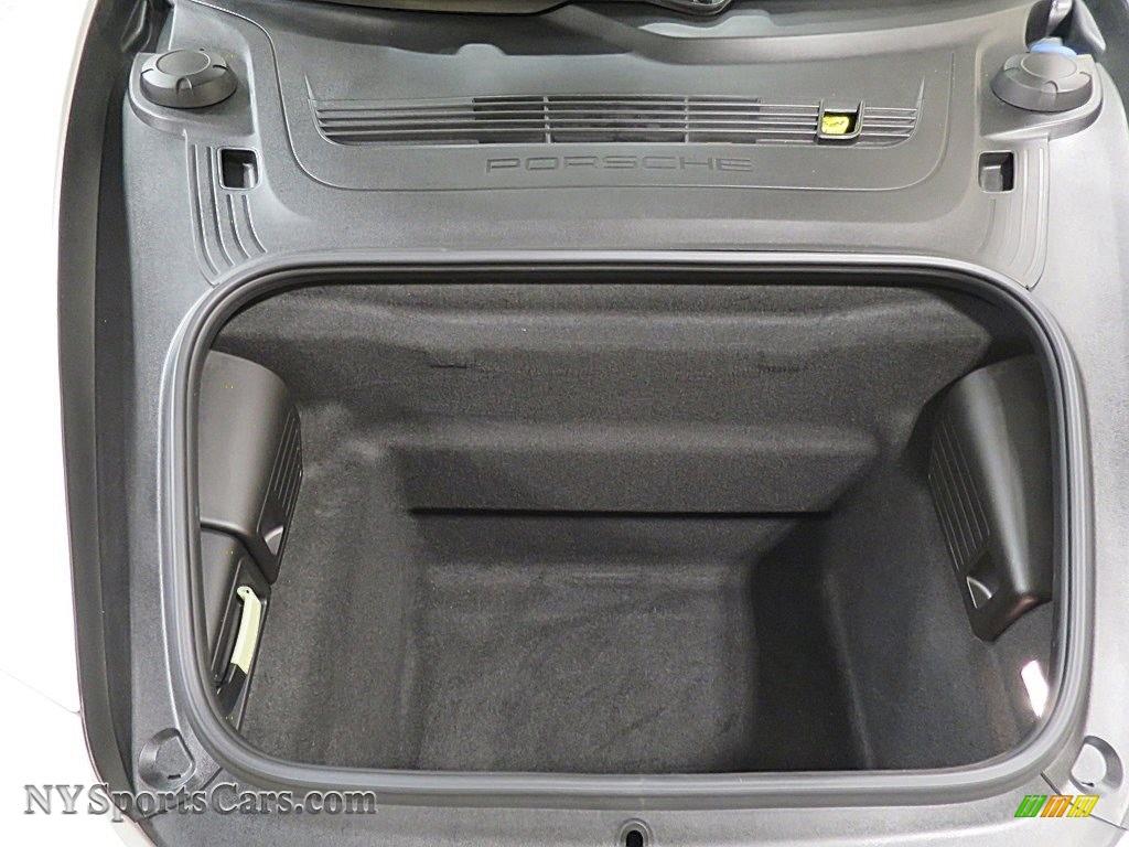 2015 911 Turbo S Coupe - White / Platinum Grey photo #18