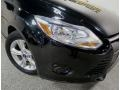 Ford Focus SE Hatchback Tuxedo Black photo #6