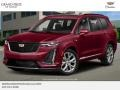 Cadillac XT6 Premium Luxury AWD Garnet Metallic photo #1