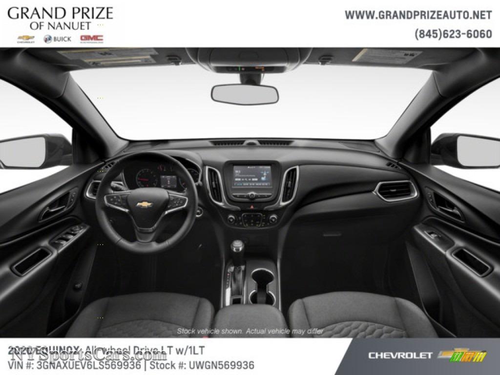 2020 Equinox LT AWD - Nightfall Gray Metallic / Jet Black photo #10