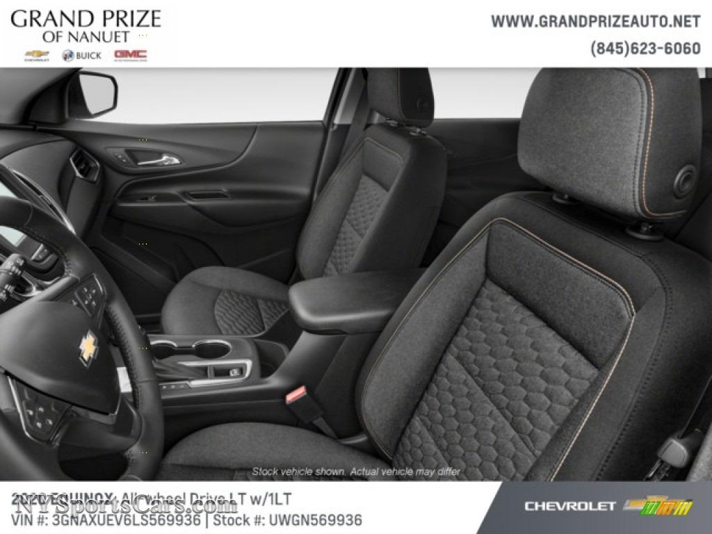 2020 Equinox LT AWD - Nightfall Gray Metallic / Jet Black photo #11