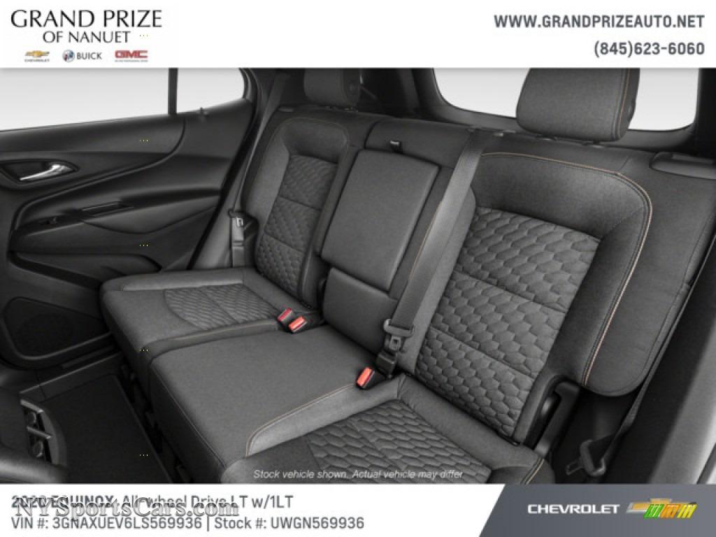 2020 Equinox LT AWD - Nightfall Gray Metallic / Jet Black photo #13